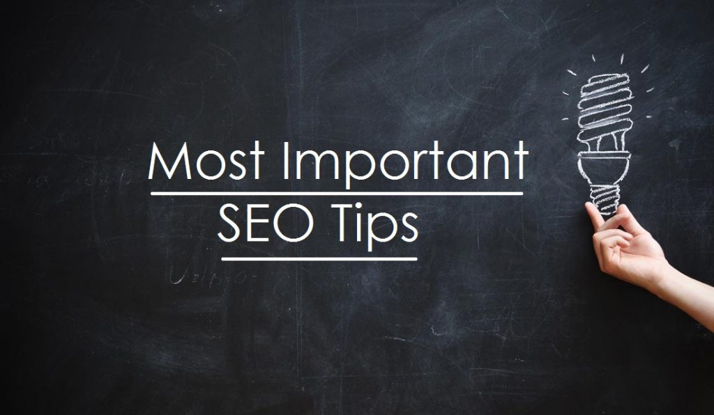 Simple SEO tips for small business